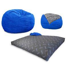 239.00 Full Bed in a bean bag. https://www.walmart.com/ip/CordaRoy-s-Corduroy-Beanbag-Chair-Full-Sleeper/120865216?action=product_interest
