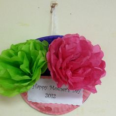 A kids craft project for mothers day how to make paper flowers a kids craft project for mothers day how to make paper flowers basket craft for mothers day education pinterest basket crafts mightylinksfo