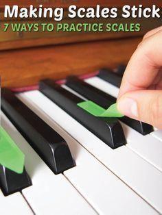 The Ultimate Piano P/óster Piano Practise Aid Piano acordes escala y m/úsica teor/ía gr/áfico Aprende piano y teclado