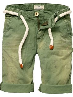 scotch & soda. I would love a pair for myself ;)