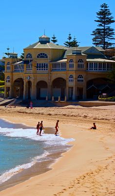 Cottesloe Beach, Perth