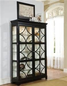 Glass Curio Cabinets with Lights - Bing images