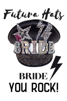 Bachelorette hats by Futura hats! Steampunk Hat, Steampunk Clothing, Steampunk Fashion, Festival Hats, Festival Fashion, Hipster Hat, Funky Hats, Pork Pie Hat, Mad Hatter Hats
