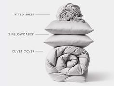 300 Thread Count Organic Percale Sheets   Coyuchi Percale Sheets, Bed Sheets, Organic Duvet Covers, Organic Cotton Sheets, Wool Dryer Balls, Duvet Sets, Natural Linen, Minimalist