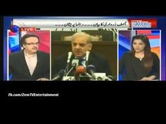 Live With Dr Shahid Masood | Pakistani Talk Show on 25th February 2016