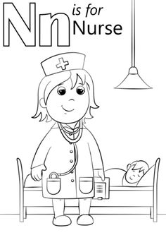 Letter N Coloring Pages. 20 Letter N Coloring Pages. Kids Under 7 Letter N Worksheets and Coloring Pages Preschool Coloring Pages, Alphabet Coloring Pages, Free Printable Coloring Pages, Coloring For Kids, Coloring Pages For Kids, Coloring Books, Coloring Sheets, Letter N Crafts, Letter N Activities