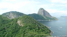 Rio's view from Forte da Vigia
