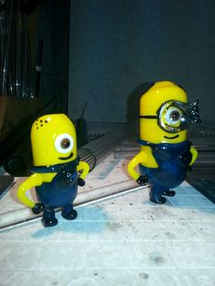 More minions to come!