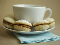 Banana Whoopie Pies With Dulce De Leche Filling Recipes — Dishmaps