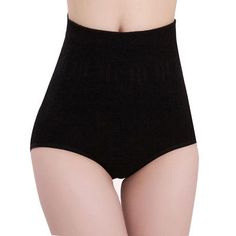 cab6ce2fdbe92 Hot Sexy Womens High Waist Tummy Control Body Shaper Briefs Slimming Pants  Cotton Knickers