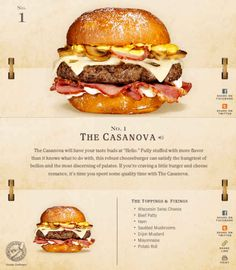 The 40 Tastiest Cheese Burger Combinations in Existence - BlazePress