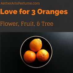 Love for 3 Oranges: Flower, Fruit, & Tree Perfume The scent of juicy oranges mingles with the fragrance of creamy orange blossoms + leaves. Blooming Flowers, Perfume Oils, Orange Blossom, Orange Flowers, Bright Green, Fruit Trees, The Fresh, Fragrance, Love