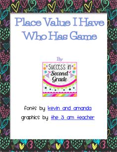 Success in Second Grade: Friday Freebie! Good review for third graders at the beginning of the year!