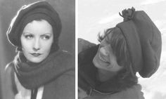 annekata: Greta Garbo and How to Make a New Hat