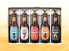 330ml5本セット(猪苗代地ビール5種類)