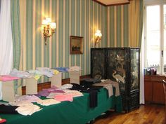 Show Rooms in Rome - Giannetta Roni Cashmere