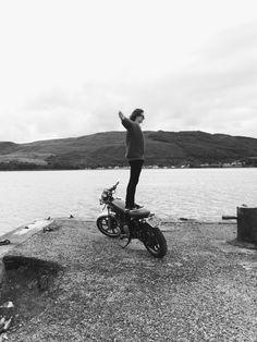 Biker adventure   VSCO Grid   Buzz Critchell