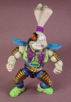 Tmnt Space Usagi Yojimbo Action Figure, 1991 Playmates, Mutant Ninja Turtles