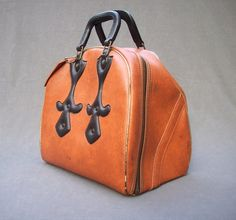 i NEED this vintage bowling bag for my next purse...