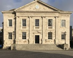 Classical Architecture, Georgian, Dublin, Irish, Louvre, Mansions, House Styles, Building, Travel