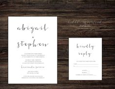 Calligraphy Diy, Printable Wedding Invitations, Papers Co, Invitation Suite, Paper Texture, Letterpress, Diy Wedding