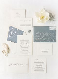 #stationery Photography: KT Merry - ktmerry.com