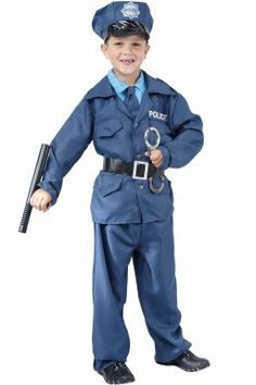 Déguisement policier garçon. DeguiseToi.fr