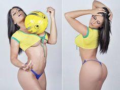 Fabi Martinez (brazilian celeb - Panico TV Show)