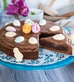 Fika, Tiramisu, Food And Drink, Pudding, Easter, Chocolate, Ethnic Recipes, Blog, Ocean