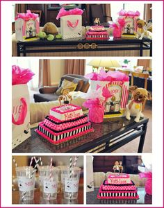 Eloise birthday party. She has no choice. This WILL be her birthday party.