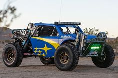 The Subaru Crosstrek Desert Racer Is Ready To Dominate The Baja 500 Off Road Buggy, Off Road Racing, Colin Mcrae, Trophy Truck, Subaru Models, 1955 Chevrolet, Rally Car, Impreza, Concept Cars