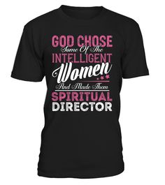 God Chose Some Of The Intelligent Women And Made Them Spiritual Director #SpiritualDirector