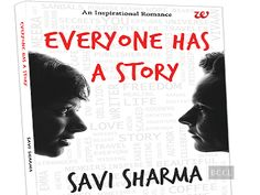 Book Review: Everyone Has A Story By Savi Sharma.