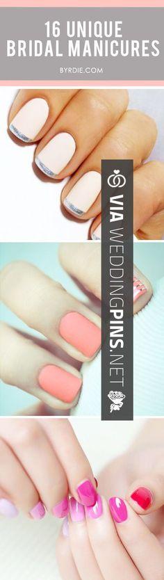 list topic bridal nail