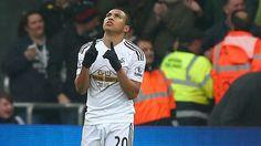 Swansea planea renovar con Jeff Montero ante interés del Everton y el Sunderland