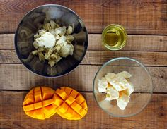 The winter months are not a kind season for your skin. Frigid temperatures paired with excessive indoor heat leaves it dry, chapped, and even flakey. So since your skin is extra thirsty during this time of year, give it some TLC with a whipped mango body butter that you can DIY. This recipe is a go-to for soothing your winter skin woes, leaving it glowing and soft to the touch— perfect with Valentine's Day just around the corner! ;)