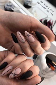 Nails Design: Night Entertainment for 42 Festive and Bright Nail Art Ideas For New 2019 – Page 26 of 42 – eeasyknitting. com nail art; Bright Nail Designs, Bright Nail Art, Classy Nail Designs, Diy Nail Designs, Beautiful Nail Designs, Matte Nail Art, Cute Acrylic Nails, Nail Art Diy, Diy Nails