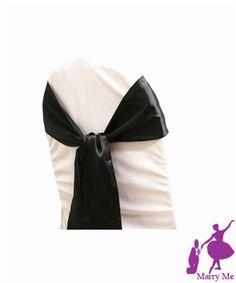 100pcs Wedding Party Banquet Bow Decor Craft wedding chair ties