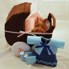Buggy, Dress, Shoes, Blanket, Pillow, Bunny (Patterns and Instructions) buy on etsy!!