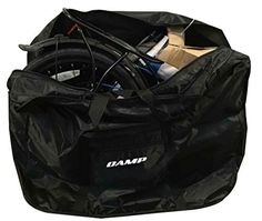 Camp 20 inch Folding Bike Bag Black >>> Find out more about the great product at the image link.