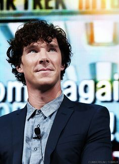 Benedict Cumberbatch - he was so wonderful in this Japanese interview!