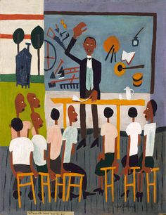 20 Best Smithsonian African American Paintings Images