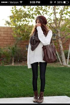 Perfect school outfit!