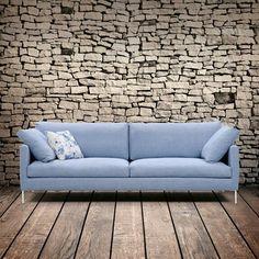 Donna sohva Kotimaisen Ht Collectionin mallistot tunnetaan huonekalujen kestosuosikkeina.
