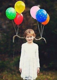 wacky day/crazy hair day at kids school?! awesome idea for a girl!!!  I wish I would've done this for crazy hair day tomorrow at Soccer camp for my daughter!
