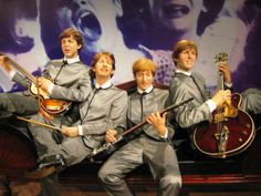 """""""Beatles Tribute"""" -- As a tribute to the Beatles, their songs, mop tops and lyrics continued to influence modern culture, even after 40 years of the band's breakup 