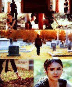 :'( Vampire Diaries