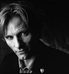 """Viggo Mortensen ~ """"I like stories that leave you wanting more, leave you wondering, but don't tell you everything."""""""