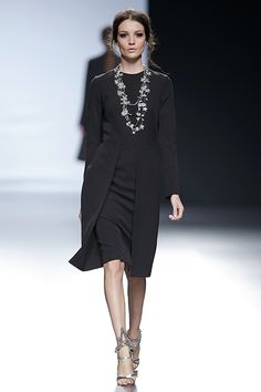 Juana Martín - Madrid Fashion Week O/I 2015-2016
