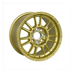 X3MAZero 13 Gold is a contemporary-style racing wheel that recalls the glorious rims of the past, being perfect for historic cars also. #WHEEL #EVOCORSE #CIRCUIT #MADEINITALY